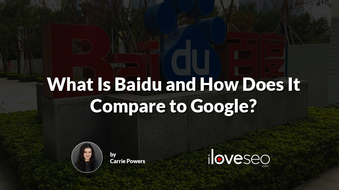 What Is Baidu and How Does it Compare to Google?